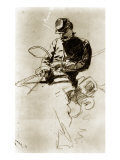 Sketch-of-a-Cavalry-Soldier-Civil-War-Giclee-Print-I12014865