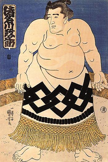 400px-Kuniyoshi_Utagawa,_The_sumo_wrestler