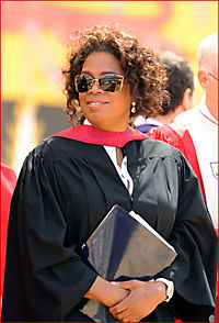 Speech-oprah