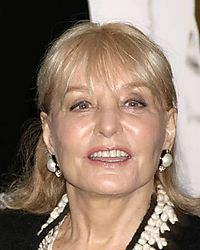 Barbara Walters, Photo by Anthony G. Moore, PR PHOTOS, OCTOBER 19, 2007