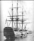270px-HMS_Victory_1884