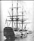 270px-HMS_Victory_1884