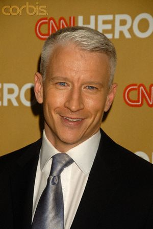 Anderson Cooper caused
