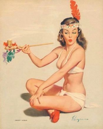 PINUP_GIRL-indian