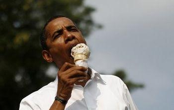 Obama-ice-cream