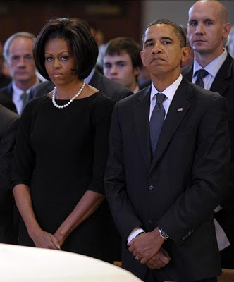 Michelle Obamax-large funeral