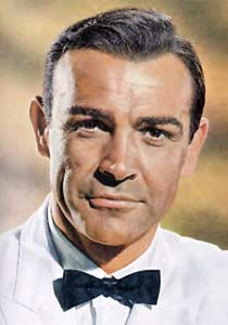 James_Bond_original_Sean_Connery