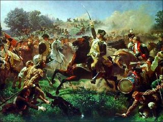 Monmouth-battle