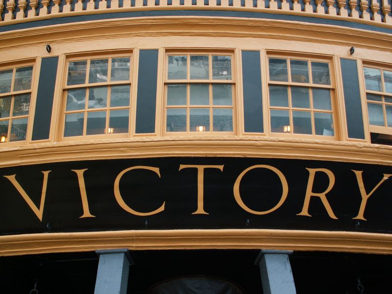 HMS_Victory_captains_cabin