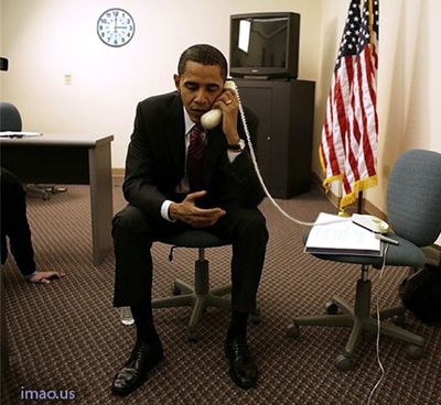 Why Barack Obama is having problems now..