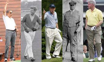 US-presidents-golf-007