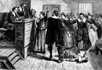 Salem-witch-hunt
