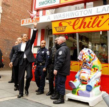 Obama-bens