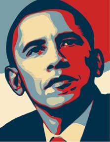 Obama-art