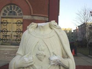 Jesus-statue