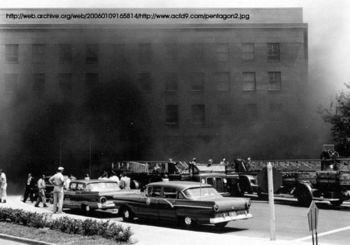 Pentagon-Fire-before-911