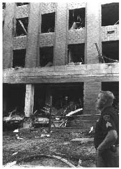 University WI Sterling Hall bombing
