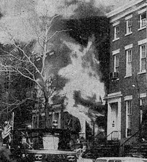 Greenwich-explosion